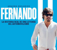 Fernando Alonso, la historia real de su vida en Amazon Prime Vídeo