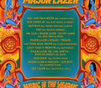 "Major Lazer presenta ""Hell And High Water"" junto a Alessia Cara"