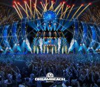 Así será el mainstage del Dreambeach 2021
