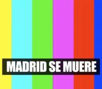 """""""Madrid se muere"""", el sorprendente mensaje que sacude las televisiones madrileñas"""