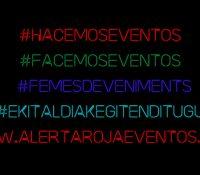 Nueva acción de #AlertaRoja