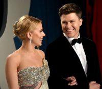 Scarlett Johansson se casa en secreto