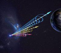 Una potentísima emisión de radio cerca de la Tierra
