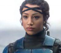 Sasha Banks no volverá a salir en la segunda temporada de 'The Mandalorian'
