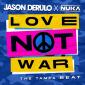 Jason Derulo lanza el videoclip de 'Love Not War'