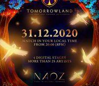 Tomorrowland anuncia su fiesta de Nochevieja online