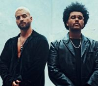 The Weeknd canta en español 'Hawái' con Maluma