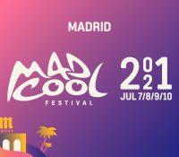 27 nuevos artistas confirmados para el Mad Cool 2021