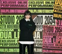 Dua Lipa lanza el espacio 'Studio 2054'