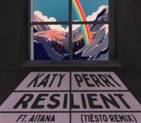 'Resilient' es la nueva canción de Katy Perry con Aitana