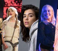 Los nominados a los Grammy 2021