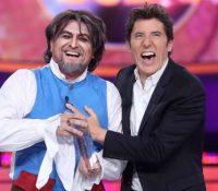 El Monaguillo gana la Gala 8 en el regreso de 'Tu cara me suena 8'