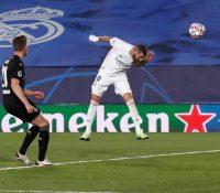 El Madrid revive en Champions en un momento crítico