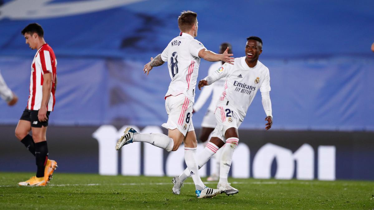 Benzema sigue a lo suyo para fomentar la racha del Madrid
