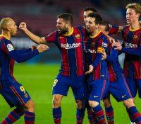 El Barcelona derrota al líder y coge impulso