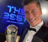 Lewandowski gana el 'The Best' superando a Cristiano y a Messi