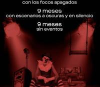Alerta Roja se manifiesta con #AlertaDeLuto