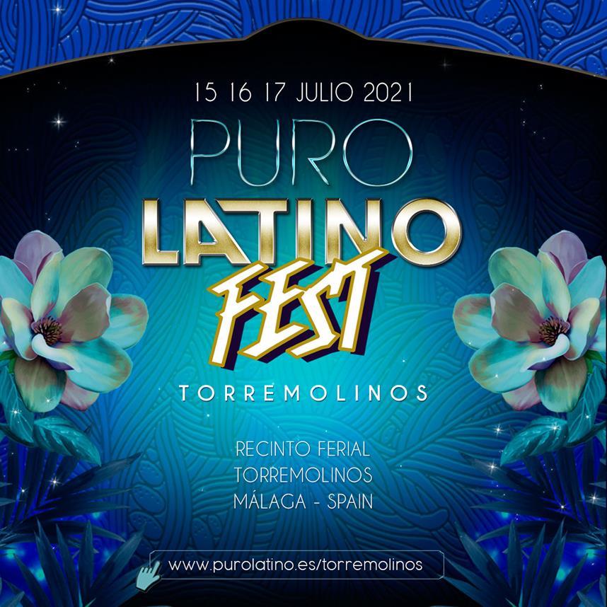 Vuelve PURO LATINO FEST TORREMOLINOS