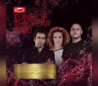 El ganador de Tune of the Year 2020 es 'Somebody Loves You'
