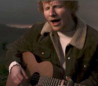 Ed Sheeran lanza su nueva canción por Navidad