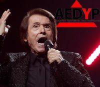 La AEDYP muestra su malestar respecto al concierto de Raphael