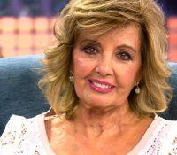 María Teresa Campos vuelve a Telecinco tras su polémica entrevista en Sábado Deluxe