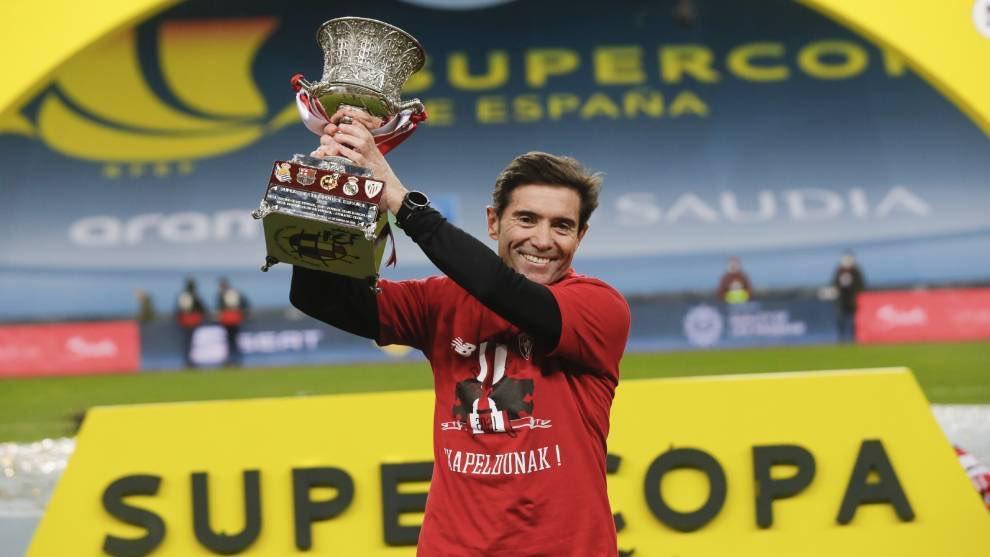 El Athletic Club conquista la Supercopa frente a la impotencia culé
