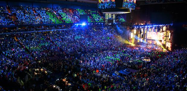 Los conciertos podrían volver en otoño del 2021 si todo va bien