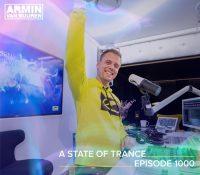 Unika FM te trae el episodio número 1000 del ASOT de Armin Van Buuren
