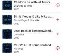 Apple Music ofrece en exclusiva los sets de la edición de Tomorrowland de año nuevo
