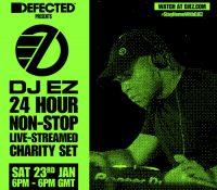 DJ EZ pinchará 24h seguidas para recaudar fondos a favor de la salud mental