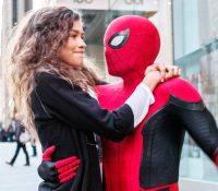 'Spiderman 3': Nuevas fotos de Tom Holland y Zendaya en el rodaje