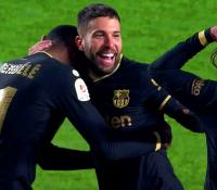 El partido de la Copa del Rey arrasa en Telecinco con más de 4,5 millones de espectadores