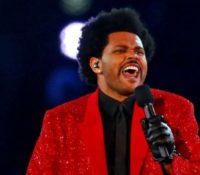 The Weeknd protagoniza el halftime show de la Super Bowl