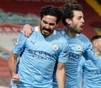 El City aplasta al Liverpool y afianza su camino hacia el título de la Premier