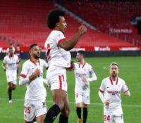 El Sevilla se acerca a la final de Copa