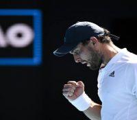 Karatsev hace historia al clasificarse para las semifinales del Abierto de Australia en su debut