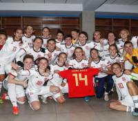 España no falla y estará en la Eurocopa femenina