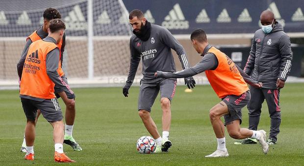 Benzema no entra en la convocatoria contra el Atalanta