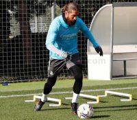 Sergio Ramos podría regresar el 13 de marzo