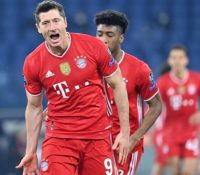 El Bayern se da un festín en Roma