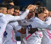 Mendy rescata al Real Madrid