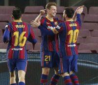 El Barça rompe la mala racha