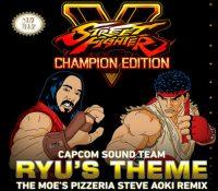 Steve Aoki se une al legendario juego Street Fighter con su último remix
