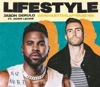 David Guetta presenta el slap house remix del 'Lifestyle' de Jason Derulo y Adam Levine