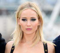 Jennifer Lawrence sufre un accidente durante el rodaje de la superproducción 'Look up'