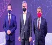 Laporta, Font y Freixa protagonizan un primer debate con encontronazos