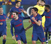 El Atlético se agarra a LaLiga