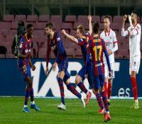 Un Barça heroico pasa a la final