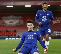 El Chelsea hunde al Liverpool en la miseria